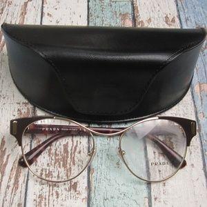Italy! Prada VPR61T Women's Eyeglasses/NDG558